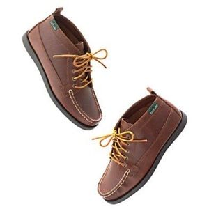 Eastland Madewell Seneca Camp Moc Chukka Boots
